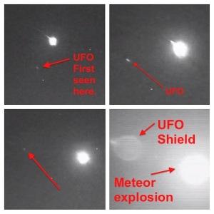 UFO&metero
