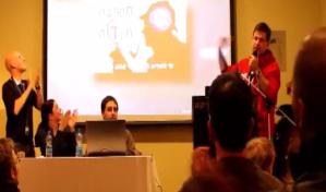 פאנל אמונות בכנס אתאיסטים
